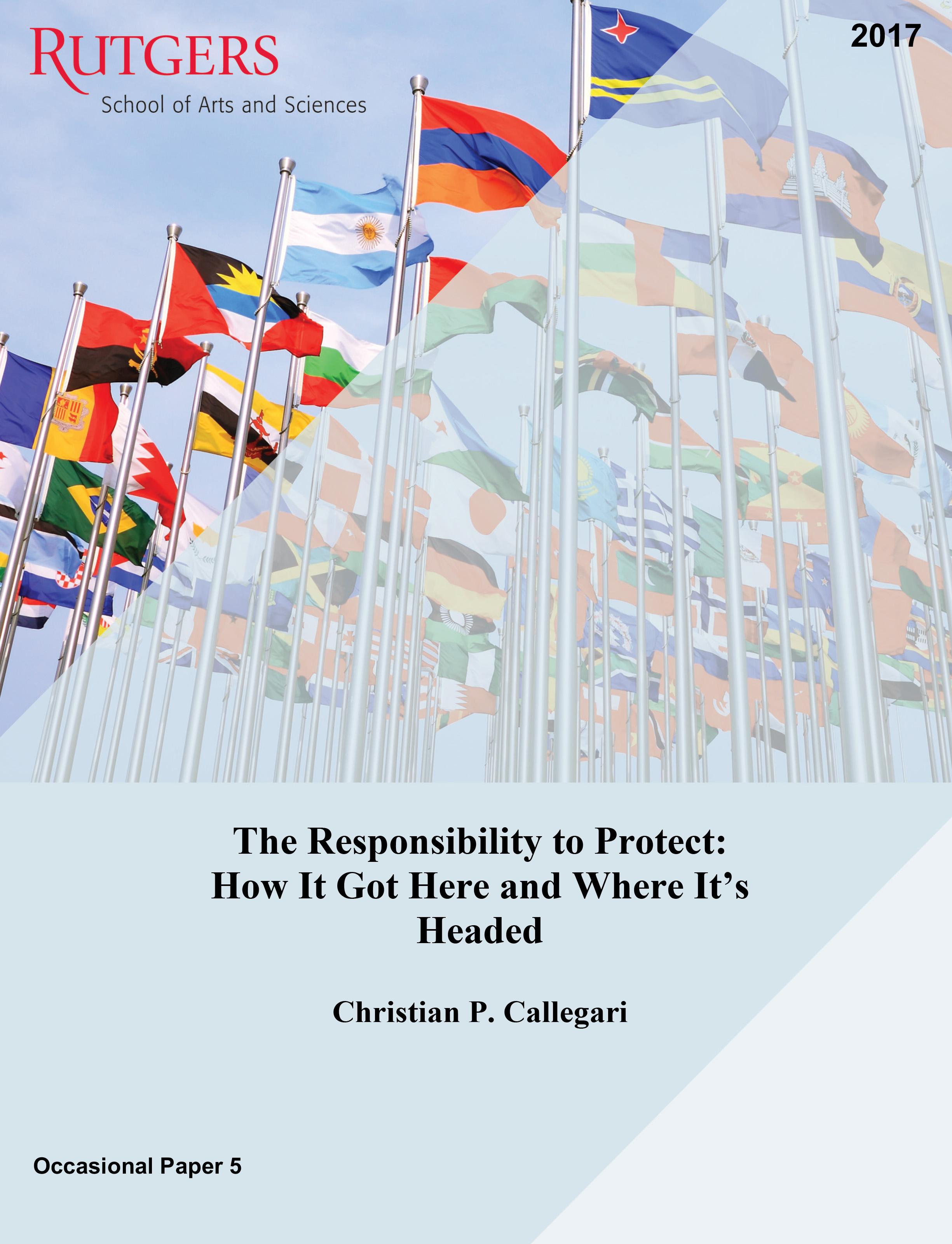 Occasional Paper 5 Christian P. Callegari